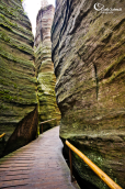 Adersbacher Felsenwelt in Tschechien